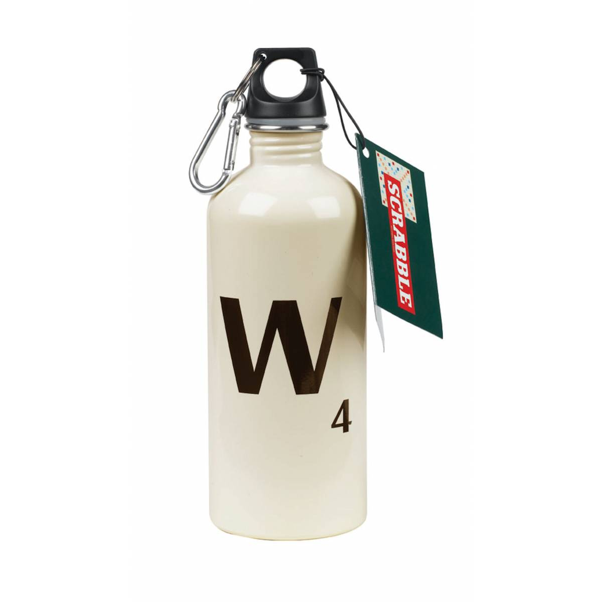 Scrabble Water Bottle