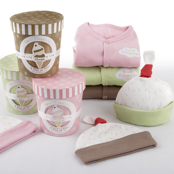 """Sweet Dreamzzz"" A Pint of PJ's Sleep-Time Gift Set"