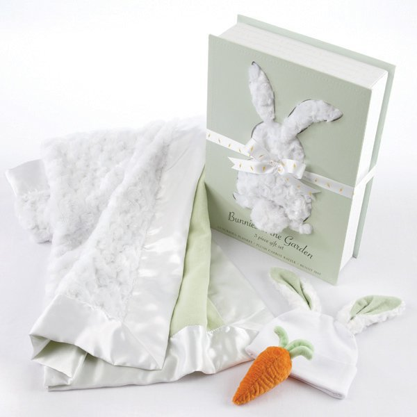 Bunnies in the Garden Gift Set
