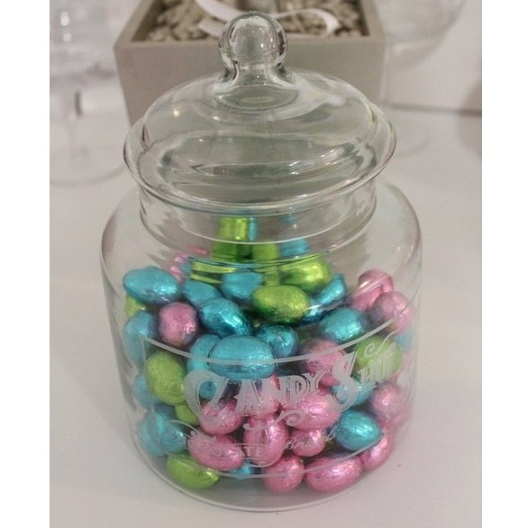 Old Fashioned Candy Jar ~ Medium