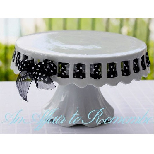 Ribbon Cake Stand  sc 1 st  An Affair To Remember & Ribbon Cake Stand An Affair To Remember