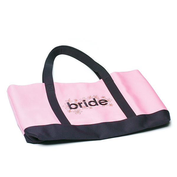 Bride Two Tone Tote