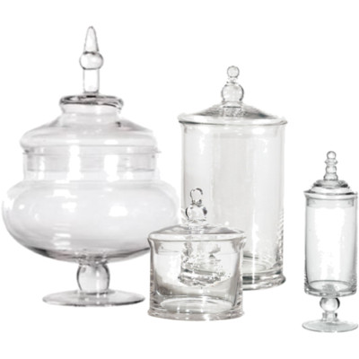 Apothecary & Candy Jars