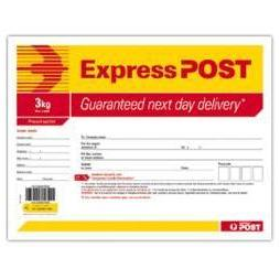 Express Post Upgrade Request