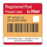 Registered Post Upgrade