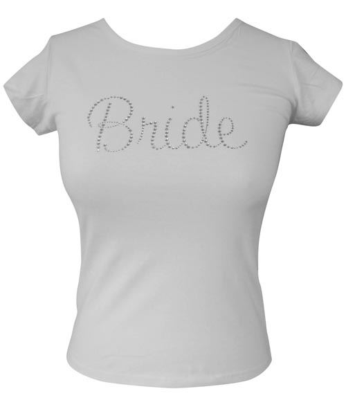 Bride Crystal T-Shirt