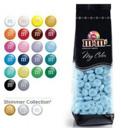 Single Colour USA M&M's ~ General Enquiry